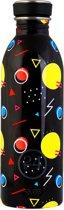 24Bottles Frizzy Cola 500ml Roestvrijstaal Multi kleuren drinkfles