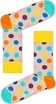Happy Socks - Big Dot Sokken Multi - 41-46