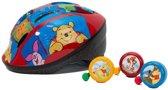 Helm Widek Winnie the Pooh rood kind 480-540mm