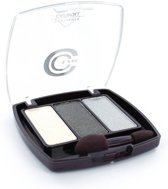 Constance Carroll Trio - 84 White/Charcoal/Silver - Oogschaduw Palet