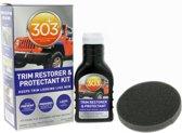 303 Automotive Trim Restorer & Protectant Kit - 118ml