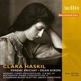 Clara Haskil Plays Mozart, Beethoven And Schumann