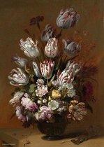 Rijksmuseum - Stilleven met tulpen