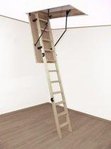 Altrex Woodytrex Budget 3-delig - Inklapbare zoldertrap - 120x160 cm