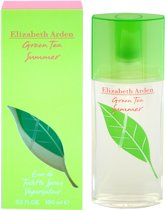 Elizabeth Arden Eau De Toilette Green Tea Summer 100 ml - Voor Vrouwen