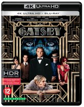 GREAT GATSBY, THE /S BD4K BI-FR