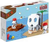 BanBao Snoopy Piraten Schateiland-7519