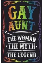 Gay Aunt the Woman the Myth the Legend