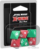 Star Wars X-wing 2.0 Dice Pack - Miniatuurspel