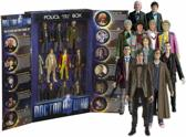 Doctor Who - The Eleven Doctors Figure Set