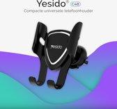 Yesido C50® Universele Zelfsluitende Telefoonhouder voor in de auto