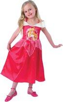 Prinsessenjurk Doornroosje Storytime - Carnavalskleding - Maat S - 103/116 - 3-5 jaar