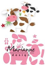 Marianne Design Collectables Eline's Koe