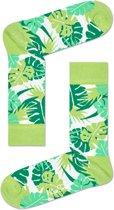 Happy Socks Jungle Sokken - Groen/Wit - Maat 36-40