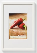 Walther Peppers - Fotolijst - Fotomaat 30x45 cm - Polar Wit