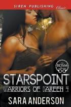 Starspoint [Warriors of Dareen 4] (Siren Publishing Classic)