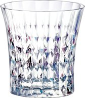 Eclat Lady Diamond Waterglas - 27 cl - Set-6