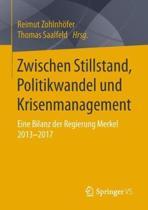 Zwischen Stillstand, Politikwandel Und Krisenmanagement