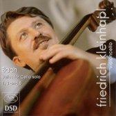 Cello Suites 1, 3 & 5