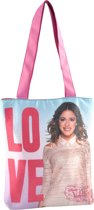 Shiny Love Violetta shopping tas