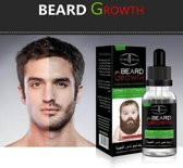 Baardgroei Olie | Baardolie | Baard Verzorging | Beard Growth Oil | Anti Haaruitval | Anti Hairloss | 30 ml