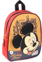 Mickey Mouse Playstory Kinderrugzak - 9,3 l - Rood