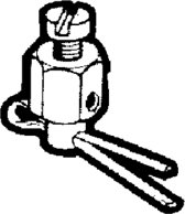 Ultraflex Accessoires voor motorbedieningskabels / L13