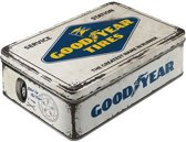 Tin Box Plat - Good Year Tires