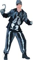 Carnaval kostuum | Dodelijke Piraat | Heren | Maat 48-50