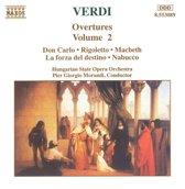 Verdi: Overtures Vol.2