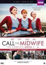 Call The Midwife - Seizoen 1 t/m 6