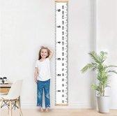 Groeimeter - Lengtemeter - Decoratie Kinderkamer - Woonaccessoires - Kinderen & Baby's