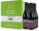 The Organic Wine Company Rood Bio - 6x 75cl (Doos)