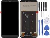 Let op type!! LCD-scherm en Digitizer voor Xiaomi Redmi 5 Plus(Black)