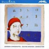 Birtwistle / Sinfonietta