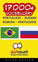 17000+ Portuguese - Russian Russian - Portuguese Vocabulary