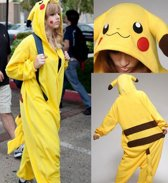 Pikachu onesie Dieren Onesies (S)