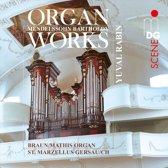 Organ Works: Preludes & Fugues Op37