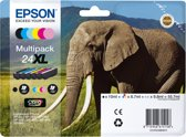 Epson 24XL - Inktcartridge / Multipack