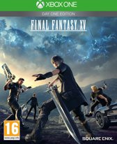 Square Enix Final Fantasy XV: Day One Edition, Xbox One Basic + DLC Xbox One video-game