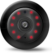 Verborgen Camera | WiFi | Bewegingsdetectie | Infrarood Nightvision | Beveiligingscamera | Camerabeveiliging | ThuisBeveiligd