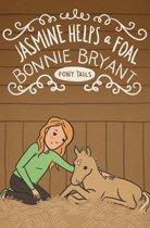 Jasmine Helps a Foal
