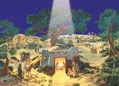 Adventskalender 865 Adventkalender 24 vakjes