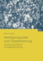 Wohlfahrtspolitik Und Globalisierung