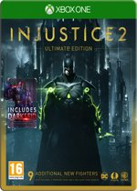 Injustice 2 - Ultimate Edition - Xbox One