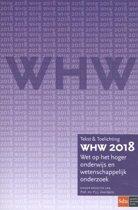 Tekst & Toelichting - WHW 2018