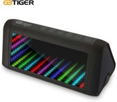 GBTIGER BS - 1025 Magische HiFi LED Bass Bluetooth Speaker met Multi-color LED Licht I 3600 mAh accu