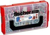 Fischer FIXtainer pluggenset met Duopower pluggen + nuttige extras 306-delig