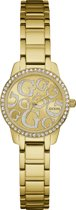 GUESS Watches W0891L2 Greta Ladies Jewelry - Horloge - Staal - Goudkleurig - 27 mm