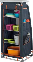 Eurotrail Campingkast Amou - navy orange